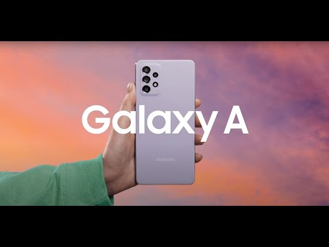 2021 Galaxy A Official Launch Film: NEW Awesome is for everyone   Samsung