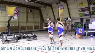 les Barjots dunkers à Avallon (89)
