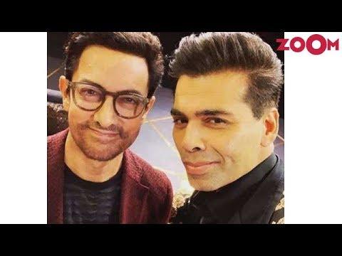 Aamir Khan OPENS UP on the #MeToo wave on Karan's show 'Koffee With Karan'!   Bollywood News