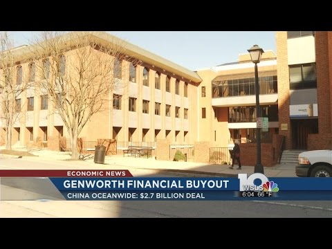 Genworth Financial bought by Chinese company