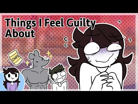 Thumbnail: Things I Feel Guilty About