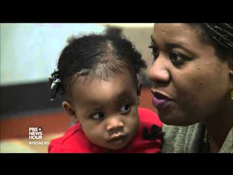 To improve lifelong health, Memphis tries rooting out childhood trauma