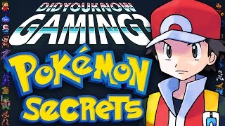 Pokemon Secrets & Censorship - Did You Know Gaming? Feat. Remix of WeeklyTubeShow thumbnail