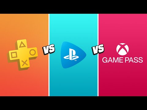 PS Plus, PS Now, And Game Pass: The Ultimate Guide