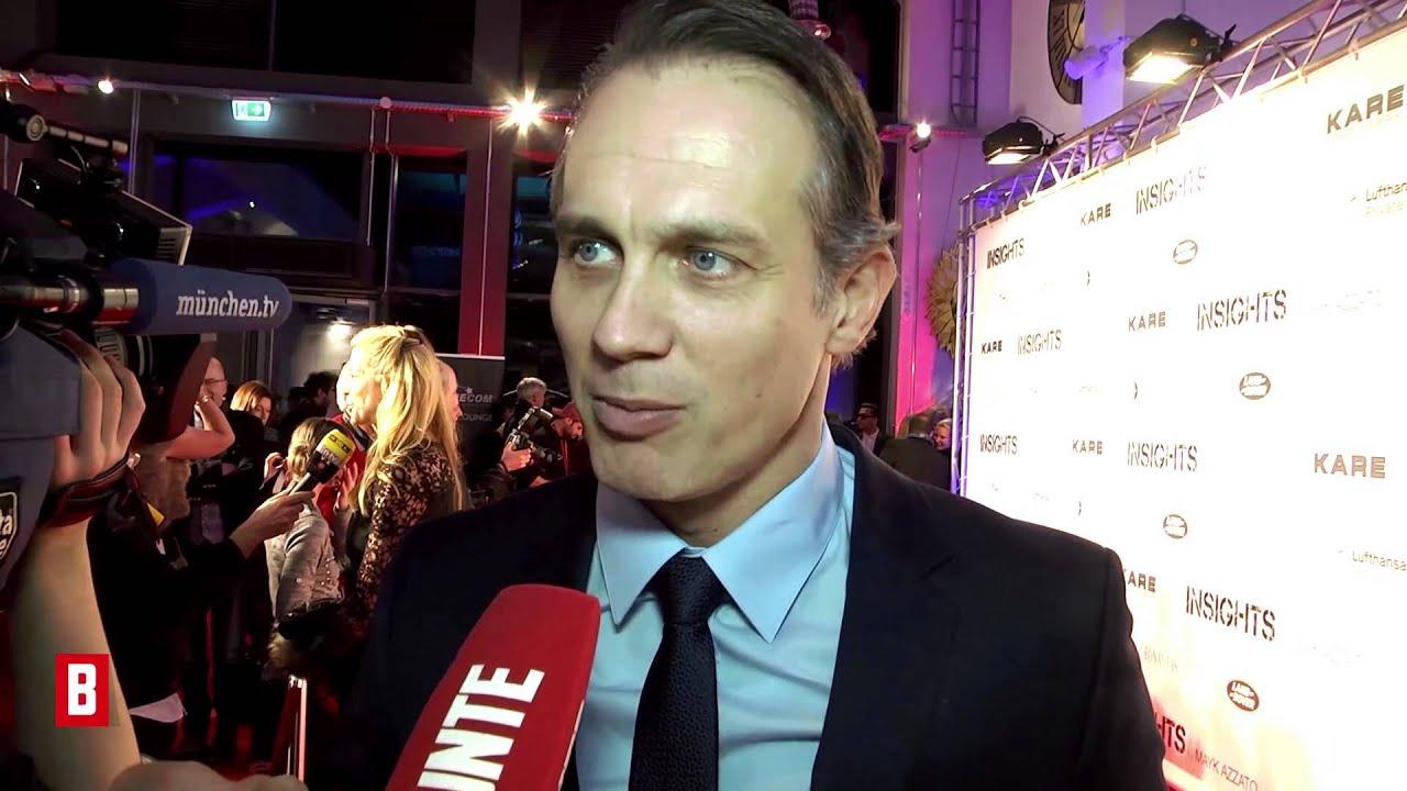 """BUNTE TV - Ralf Bauer: """"Ich brauchte das Geld"""
