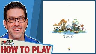 Tokaido - How To Play