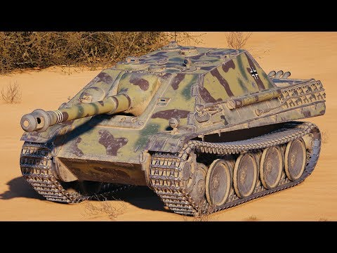 World of Tanks Jagdpanther - 6 Kills 6,1K Damage thumbnail