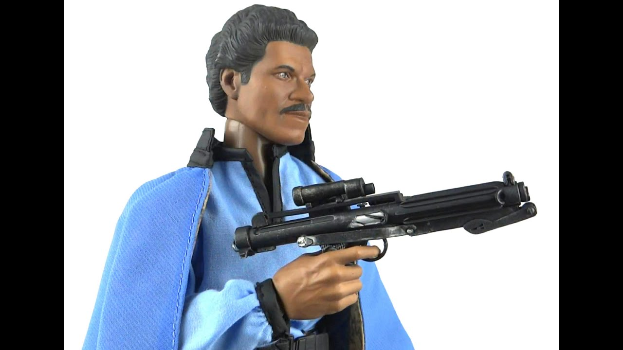 Star Wars Sideshow Collectibles Lando Calrissian Youtube