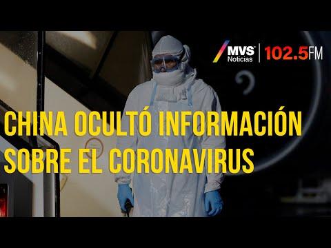 ¿China Ocultó Información Sobre El Coronavirus?