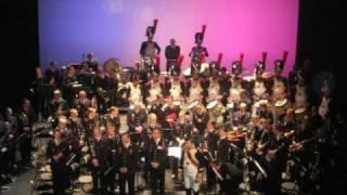 """Musique BSPP et Tambours BGHA : """"La Marche consulaire à Marengo"""""""