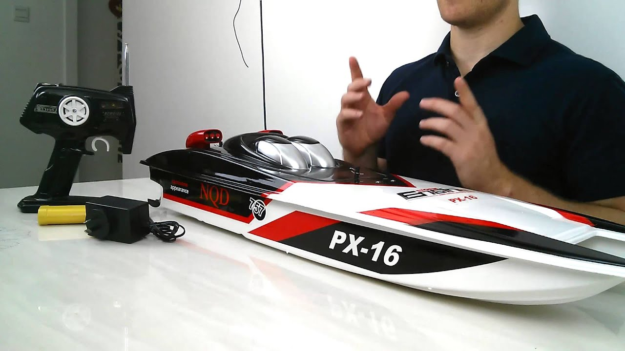Nqd 6016 Px 16 Storm Rider Review By Rc Boats For Sale