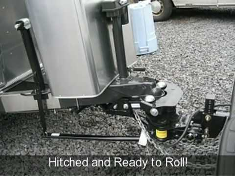 Anti Sway Hitch >> The Ultimate Airstream Hitch for Sway Control - YouTube
