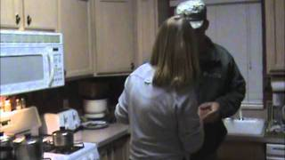 soldier comes home surprises his parents after 12 months overseas homecoming video