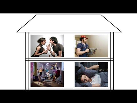Шумные соседи: можно ли привлечь к ответственности?