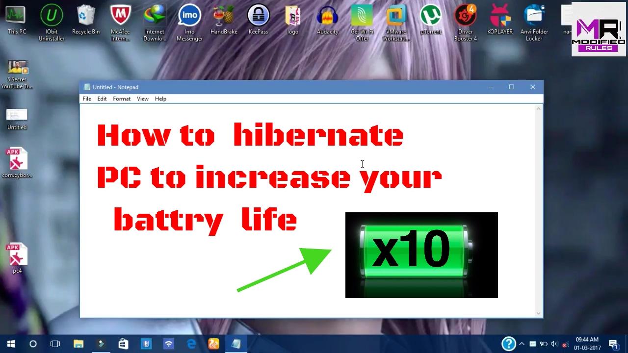 How to Add Shutdown, Restart Button to the Windows 8 & 8.1