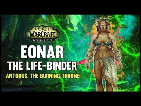Singularity vs Eonar the Life-Binder MM Guardian Druid POV