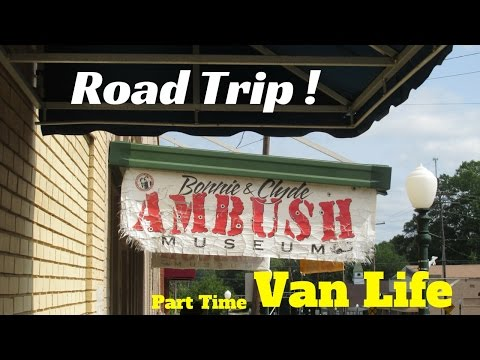 Road Trip East Bound - Let The Fun Begin - Part Time Van Life