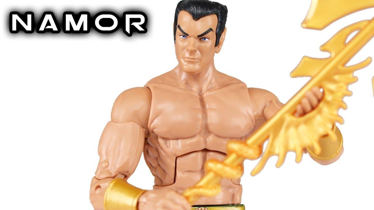 Marvel Legends Exclusive Namor Sub-Mariner Action Figure