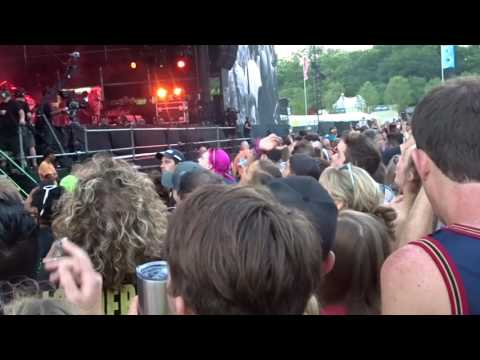 Cage the Elephant - Mess Around - Lollapalooza 2017 - Chicago, IL - 08-03-2017