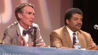 Our Future In Space   Lawrence Krauss, Neil deGrasse Tyson, Bill Nye