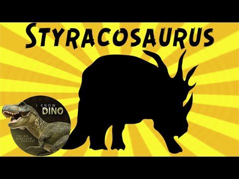 Styracosaurus: Dinosaur of the Day