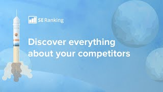 SE Ranking's SEO/PPC Competitor Research Tool