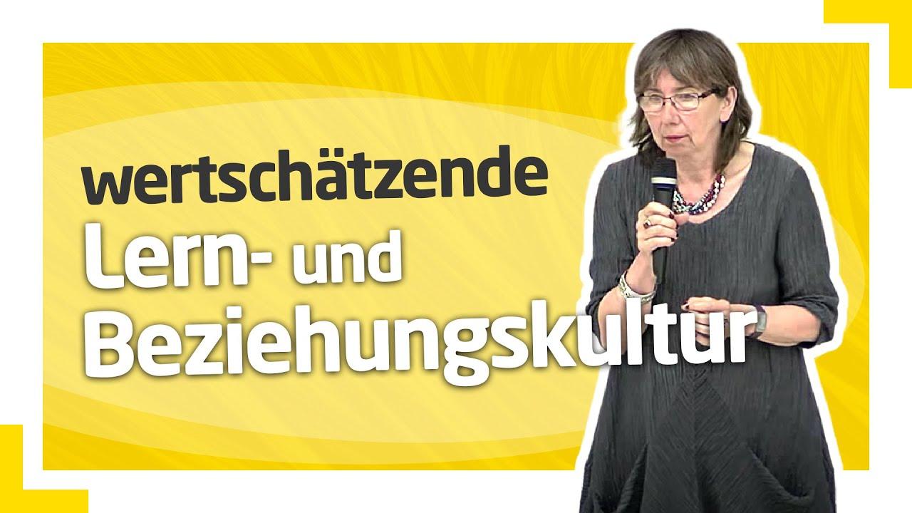 Margret Rasfeld: Was wirklich zählt: Beziehung