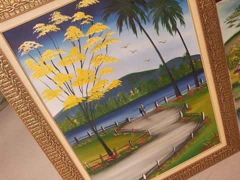 Pintura Paisagem Natural Com Augusto Aguirras Programa Arte