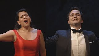 Operalia celebrates Xabier Anduaga and Adriana Gonzalez