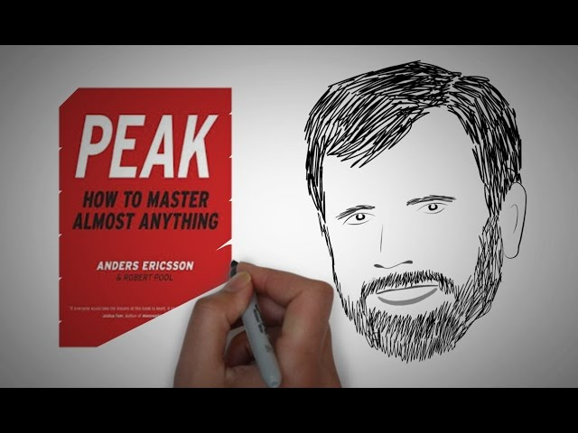 How to Master Anything: PEAK by Anders Ericsson | Core Message