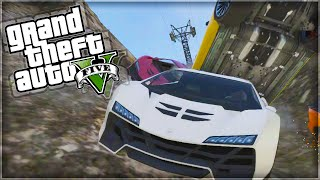 'EPIC(ISH) DRAG RACE!' GTA 5 Funny Moments (With The Sidemen)