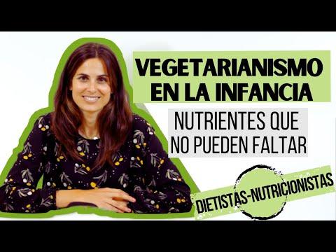 DIETA VEGETARIANA EN LA INFANCIA | Nutrientes imprescindibles en niños vegetarianos y niños veganos