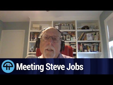 Walt Mossberg: Meeting Steve Jobs