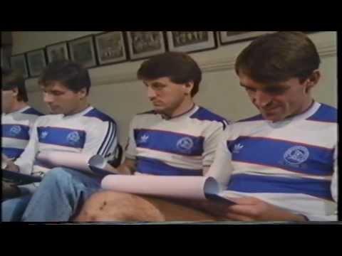 Queen's Park Rangers Football Club  -  B.B.C./ Q.E.D. Documentary 1988