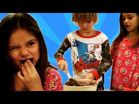 World's Best Brownies by Emma, Jonah, and Noah: Cute Kids Silly Funny with Bloopers!