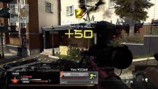 Modern Warfare 2 Sniper Montage - Free for All by aMOODIEswede