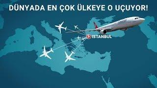 En Fazla Ülkeye UÇan Havayolu Hangİsİ? Havacilik BÜltenİ 23