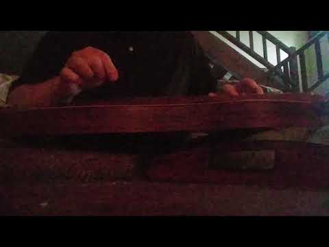 Beginner on the mountain dulcimer. It really is easy to learn if you have a good ear for music.