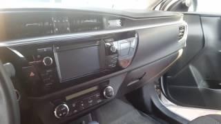 Как снять airbag руль Toyota Corolla 180 кузов