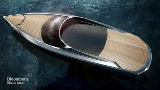A Boat for Bond? The Aston Martin Speedboat