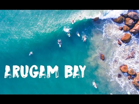 ARUGAM BAY 2017 – THE SURFING PARADISE OF SRI LANKA