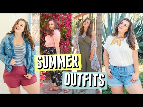 Summer Lookbook 2018! My Favorite Summer Outfits!. http://bit.ly/2Xc4EMY