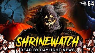 PTB SKIN LEAKS & Halloween [#64] ShrineWatch & DBD News with HybridPanda