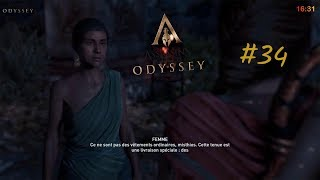 TOUJOURS DES QUÊTES !! - #34 - Let's play Assassin's Creed Odyssey !!