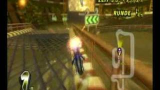 mkw playing with waluigi and the wario bike vs nfo mikuru