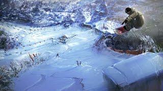 Snow board free style | trending | TechTidyFilms