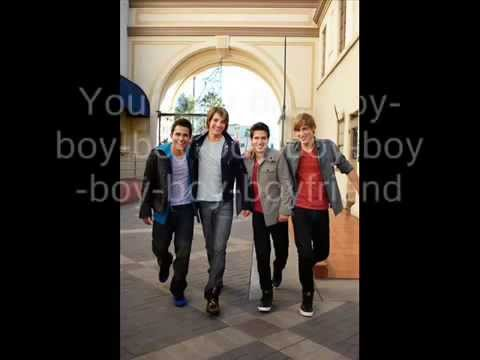 Big Time Rush - Boyfriend (Lyrics) + DOWNLOAD