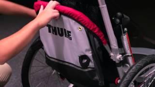 Carritos Multifuncionales para Niños - Thule Chariot   Cougar