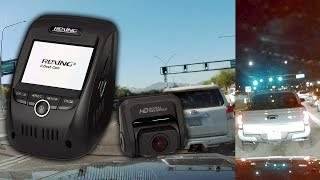 UNBOXING | Rexing V1P Pro Dual 1080p Dash Cam + Sample Footage