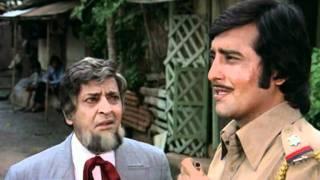 Amar Akbar Anthony Drama Scene Vinod Khanna Pran Kishenlal Finds His Lost Son Amar
